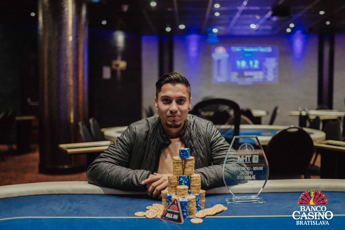 The Hendonmob Championship Warm-Up Weekend v Banco Casino dopadol na výbornú!