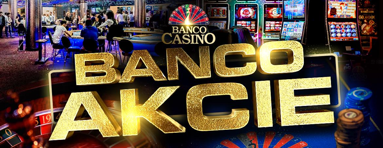 Banco Casino rozdáva tisíce eur!