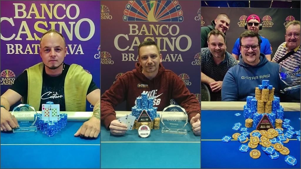 Grand Weekend vyvrcholil posledným turnajom s prizepoolom 25,000€!