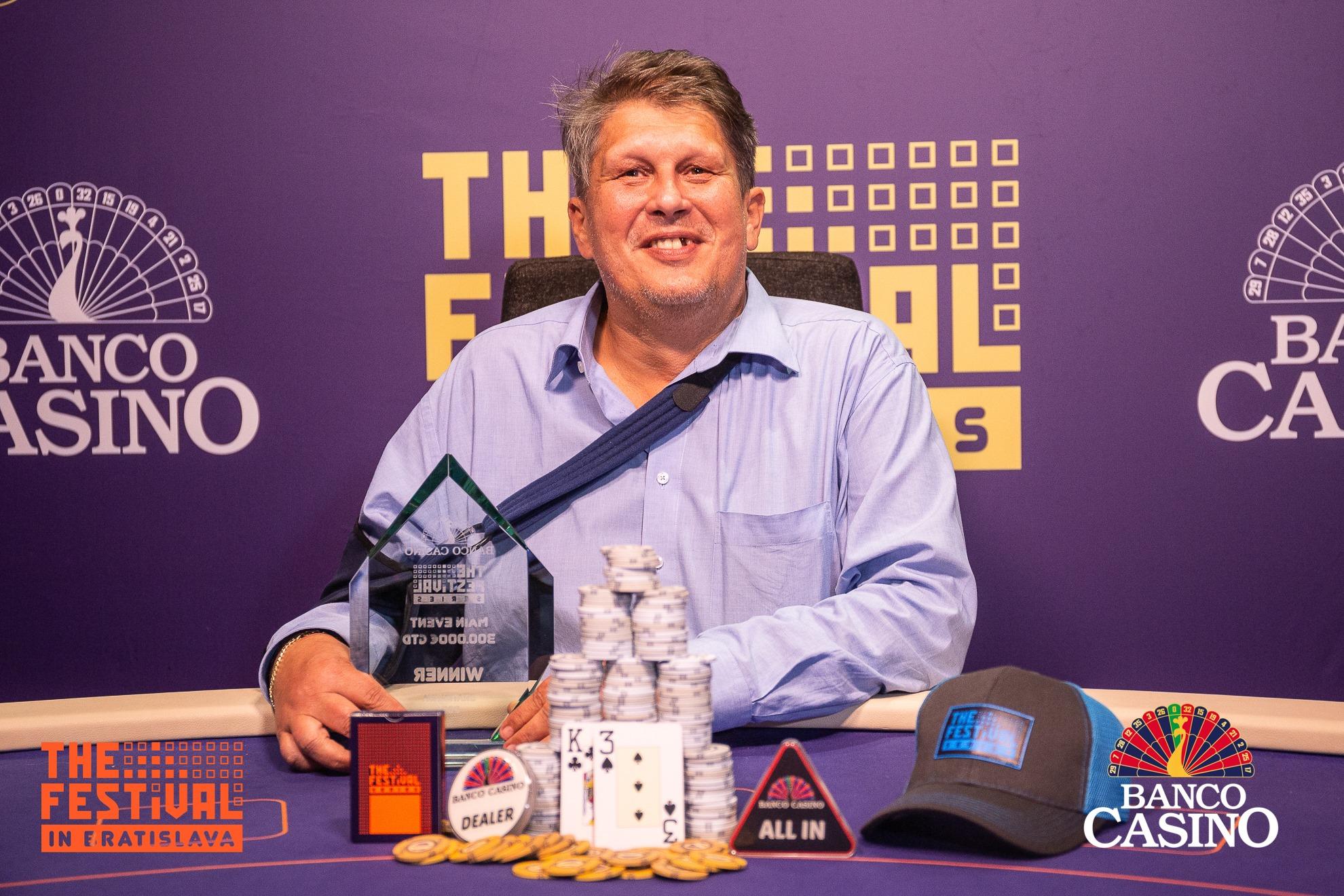 Titul z mega úspešného Main Eventu TheFestival putuje do Rakúska – víťazom Martin Mauthner za 47.600€!