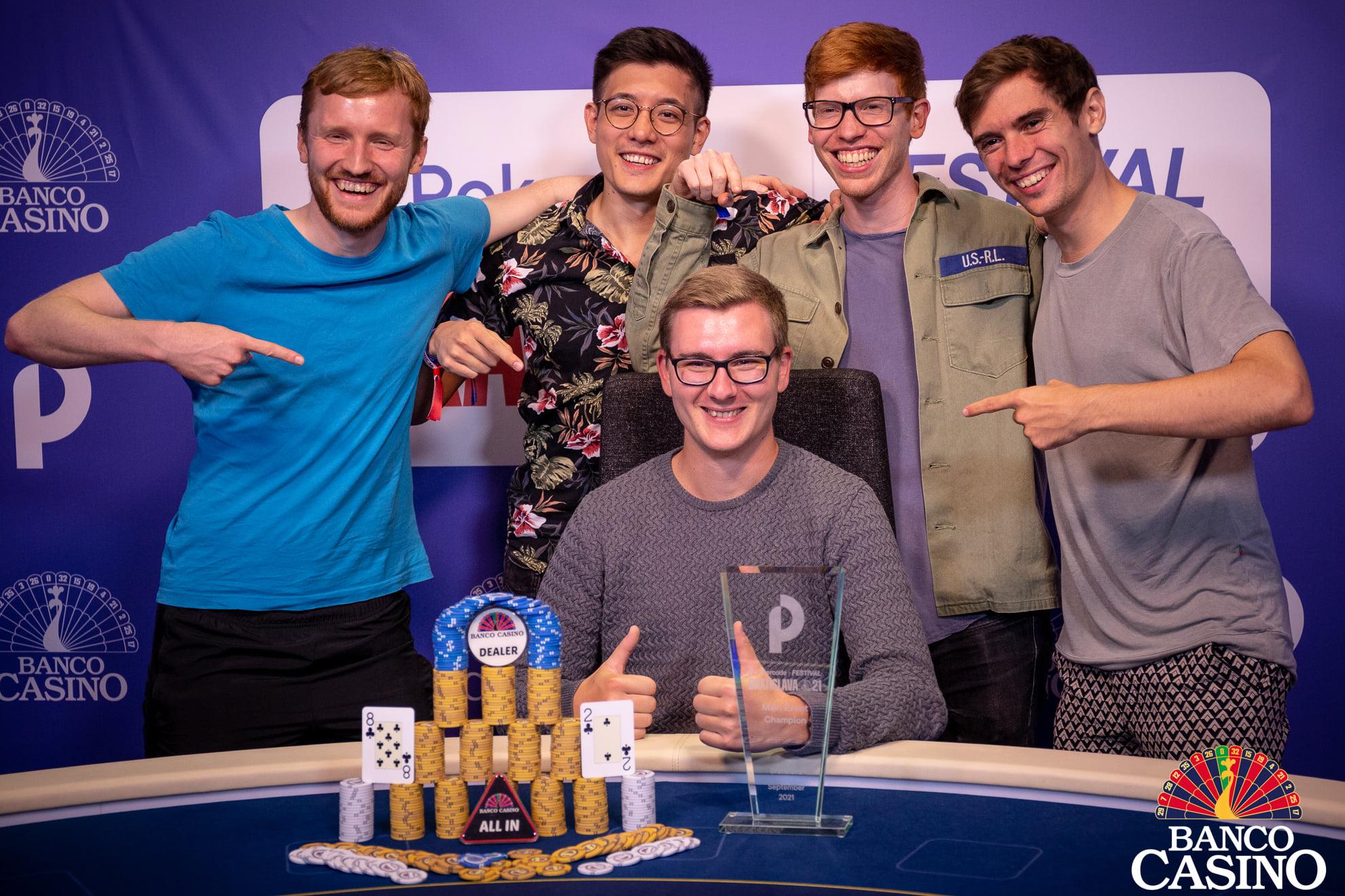 Pokercode Main Event korunoval nového šampióna Maxa Silz za 23,169€!
