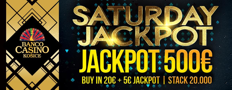 Exkluzívna novinka – Jackpotový turnaj!